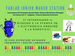 Nuovi laboratori Junior 2017
